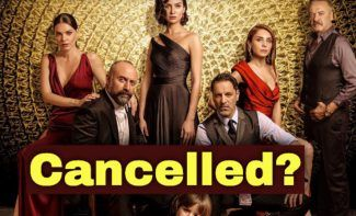 Does Halit Ergenç's upcoming serial get cancelled?
