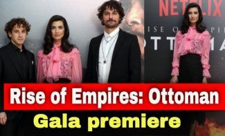 Gala premiere of the series Rise of Empires: Ottoman