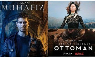 Results of Netflix Turkish TV shows in IMDB