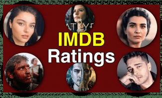 Turkish Netflix TV shows in IMDB